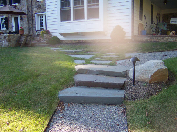 stone steps collegeville