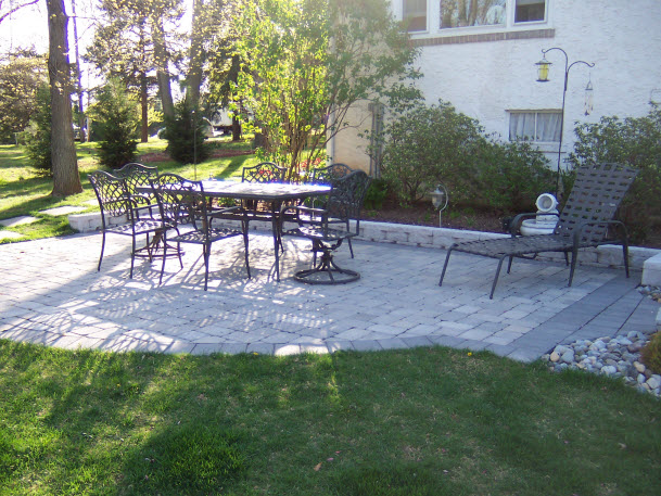 stone paver patio collegeville