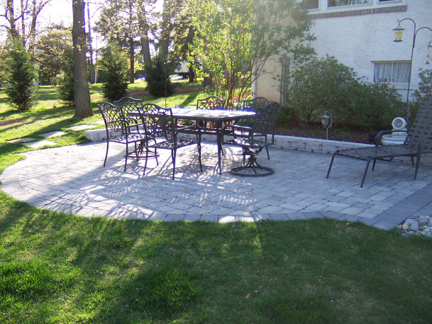 Patio Dewane Landscape and Design