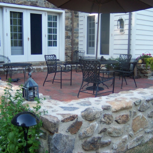Front Patio Collegeville