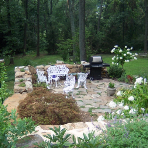 Patio and Garden Dewane Landscape and Design