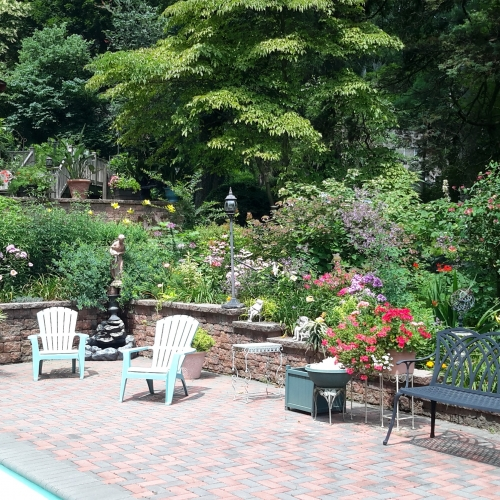 Patio | DeWane Landscape and Design